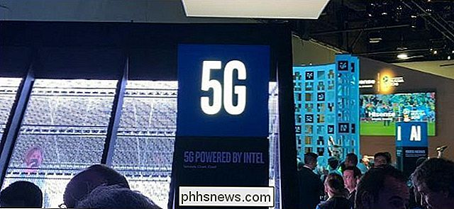Co je to 5G, a jak rychle to bude?