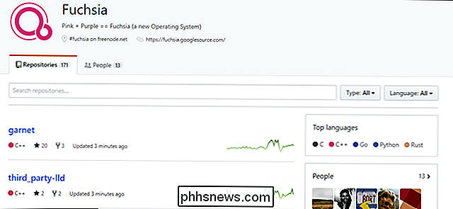 Qu Est Ce Que Fuchsia Le Nouveau Systeme D Exploitation De Google
