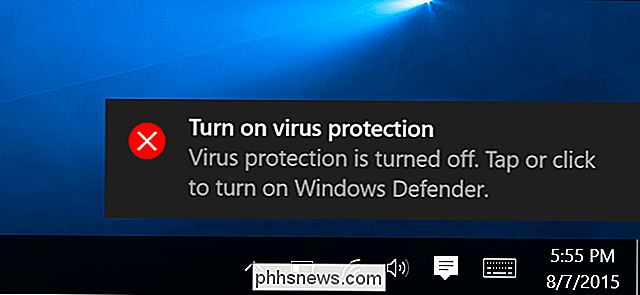 Hva er det beste antivirusprogrammet for Windows 10? (Er Windows Defender godt nok?)