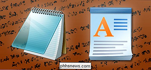 Was Ist Der Unterschied Zwischen Notepad Und Wordpad In Windows