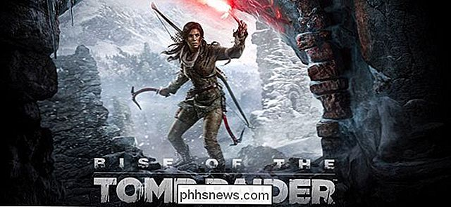 Waarom zou u <em> Rise of the Tomb Raider </em> (en andere pc-games) van Windows Store
