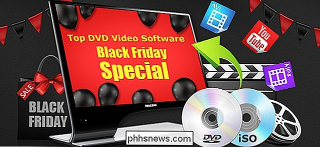 WinX DVD Video Software 4-in-1 Paket Black Friday Spezial [Gesponsert]