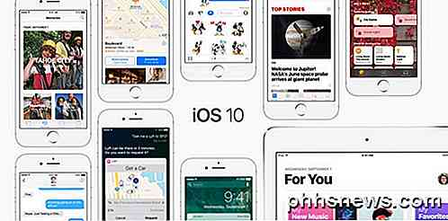 Topp 10 iOS 10 tips til iPhone