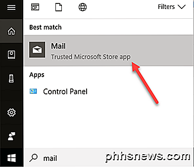 Comment configurer Gmail dans Windows 10